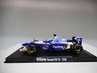 WILLIAMS RENAULT FW18 DAMON HILL 1996 FORMULA F1 RBA 1:43