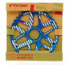 e*thirteen Extended Range Cog 42t Shimano 36t Compatible, Blue
