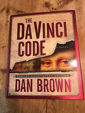 New listing The Da Vinci Code by Dan Brown (2003, Hardcover). Illustrated pristine new