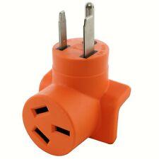 50 Amp NEMA 6-50P to NEMA 10-50R Welder Plug Adapter by AC WORKS®