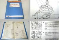 Reparaturleitfaden VW Golf 3 1H Werkstatthandbuch Mono Motronic ABD ABU AEA