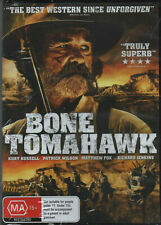 Bone Tomahawk 5060439130148 With Kurt Russell DVD Region 2