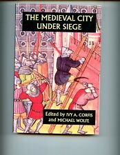 The Medieval City under Siege , Corfis & Wolfe, SB, Boydell, VG