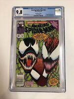 Amazing Spider-Man (1992) # 363 (CGC 9.8 WP) | 3rd App Carnage Venom | Newsstand
