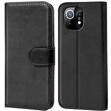 Book Case für Xiaomi Mi 11 Hülle 5G Flip Cover Handy Tasche Schutz Hülle Etui