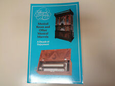 Musical Boxes and other Musical Marvels 1987 Music Box Society International