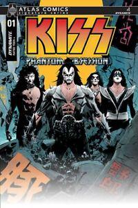 KISS PHANTOM OBSESSION 1 CVR A LEE (DYNAMITE) Comic book Unread Near Mint