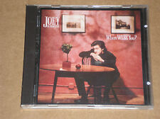 JOEY DEFRANCESCO - WHERE WERE YOU? - CD COME NUOVO (MINT)