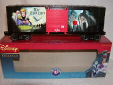 Lionel 6-82921 Disney Railroad Villains Evil Queen Hi-Cube Box Car O-27 New 2017