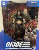 "Hasbro GIJoe Classified Series Zartan 6"" Action Figure IN HAND FREE SHIPPING"