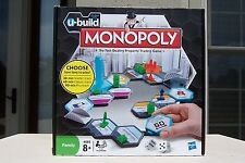 Monopoly U-Build Property Trading Game by Hasbro 2010 - New - Ages 8+