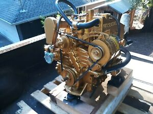 Cat marine diesels for sale