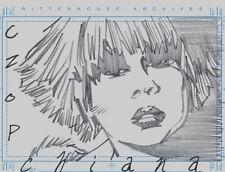 Farscape Season 3 Sketch Card By John Czop Chiana