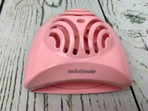 MelodySusie Portable Kids Nail Dryer Mini Nail Fan Quick Dry for Regular Nail