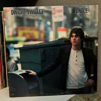 """DWIGHT TWILLEY - Jungle (Girls w/Tom Petty) - 12"""" Vinyl Record LP - EX"""