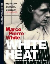 WHITE HEAT (9781784720001) - MARCO PIERRE WHITE (HARDCOVER) NEW