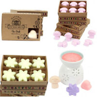 G98 - Box Of 12, 24 or 36 Natural Soy Wax Melts For Oil Burners Candle Tart