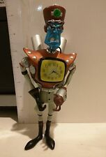 1999 ReSaurus DR N TROPY Crash Bandicoot action figure Loose
