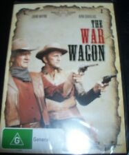 The War Wagon (John Wayne Kirk Douglas) (Australia Region 4) DVD – New