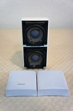 BOSE DOUBLE CUBE SPEAKER FOR ACOUSTIMASS / LIFESTYLE ( ONE ONLY )