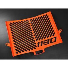 KTM 1190 Adventure / R Kühlerabdeckung Wasserkühler kühlergrill Logo orange