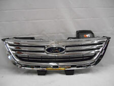 11 12 13 FORD FIESTA CHROME FRONT GRILLE P/N AE83-8A164-ABW 2011-2013 OEM M680