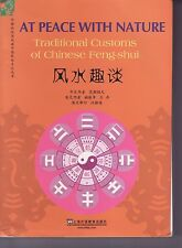 Traditional Customs of Chinese Feng Shui Compass Luopan Bagua English Book