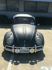 Vintage Vw volkswagen bug oval window bus kombi head light stone gaurd 50-67 set