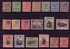 Malta Michelnummer 133 - 151 postfrisch Falz (europa: 1307)