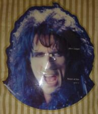 Alice Cooper House of fire shaped picture disc