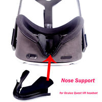 Nose Rest Facial Eye Mask Shading Pad Nose Support for Oculus Quest VR Headset