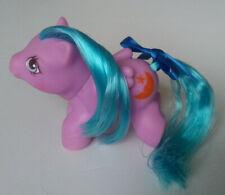 G1 My Little Pony UK/Euro Bedtime Newborn BABY MOONDREAM Vintage MLP Pegasus