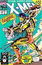 UNCANNY X-MEN #279 / THE MUIR ISLAND SAGA / MARVEL COMICS