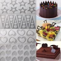 DIY Silicone Chocolate Fondant Candy Cake Decorating Sugarcraft Baking Mould 1Pc