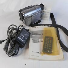 Sony DCR-TRV480 Digital8 Camcorder  Record Transfer Watch VCR Hi8 Video 8 Tapes