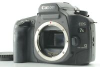 【EXC++++】Canon EOS 7s 7 S 35mm SLR Film Camera Body with Manual from JAPAN 1214