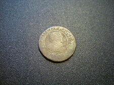 1638 FRANCIA MONETA DOUBLE TOURNOIS
