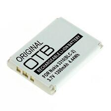 Original OTB Akku Battery für Nokia 3310 3330 3410 3510 6650 6800 6810 (BLC-2)