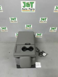 2017 2018 2019 FORD F250 F350 F450 CENTER JUMP SEAT CONSOLE SUPERDUTY