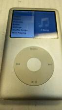 Apple iPod Classic 80GB - Silver 8K734P6JY5N