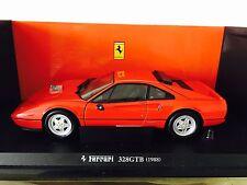 Ferrari 328 GTB 1988 Kyosho 1/18 Rot