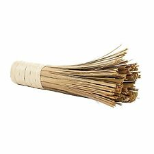 "Paderno World Cuisine 10"" Traditional Bamboo Wok Brush / Cleaning Whisk"