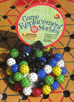 Chinese Checker Marbles (60 marbles, 6 colors) from FS-USA