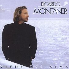 Viene del Alma [Remaster] by Ricardo Montaner (CD BRAND NEW