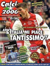 Calcio 2000.Klaas-Jan Huntelaar,iii