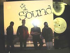 The Sound Shock Of Daylight Orig A&M NM LP EP '84 w/shrink adrian borland rare!!