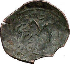 Andronicus Ii & Michael Ix Palaeologus 1295Ad Ancient Byzantine Coin i20349