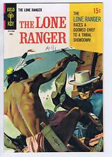 Lone Ranger #14 Gold Key Pub 1969