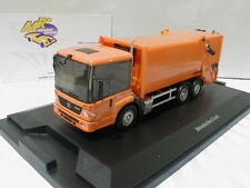 "Schuco 25978 # Mercedes Benz Econic 2629 in orange "" Müllwagen "" 1:87 NEU"