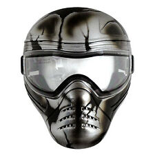 NEW Save Phace TAGGED Airsoft Paintball Tactical Skeleton Skull Face Mask Fraggo